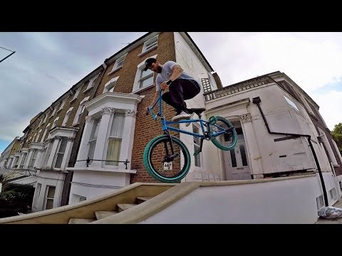 RIDING BMX in LONDON 2!