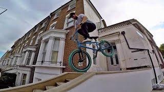RIDING BMX In LONDON 2!