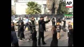 Anti-Danish protests in Gaza, Basra and Jakarta