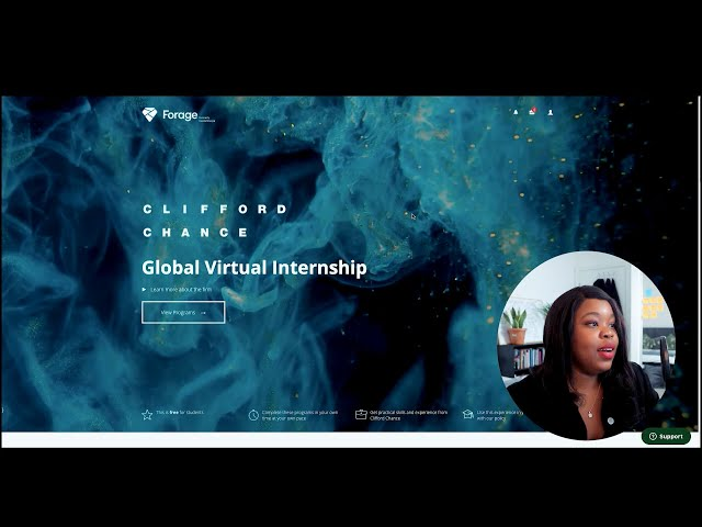 Global Virtual Internships: Clifford Chance