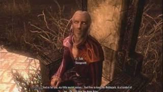 skyrim sheogorath daedric prince of madness quest