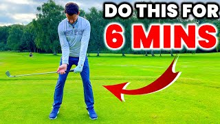 Possibly the EASIEST wąy to improve ANY golf swing!