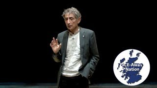 Keynote ACES to Assets 2019 – Dr. Gabor Maté – Trauma as disconnection from the self
