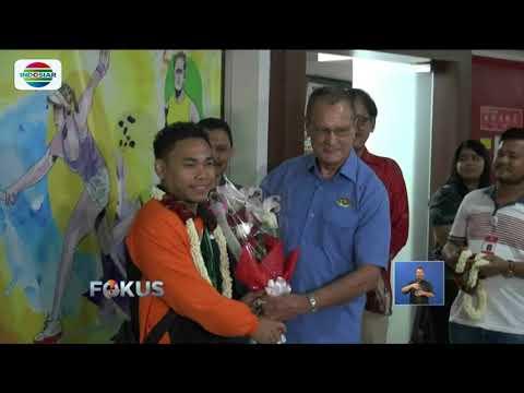 Pecahkan 3 Rekor Dunia, Lifter Eko Yuli Irawan Disambut Bak Pahlawan - Fokus Mp3