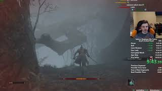 Sekiro Any% Speedrun in 24:37 (World Record)