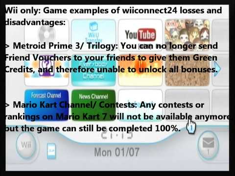 Update - Wiiconnect24 Has Ended