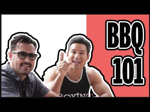 BBQ 101:  Dads in the Kitchen with Mario Lopez
