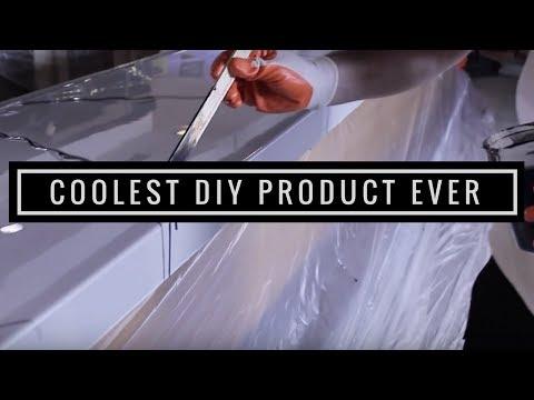 World's Coolest Product - DIY Metallic Epoxy Countertop Resurfacing Kits