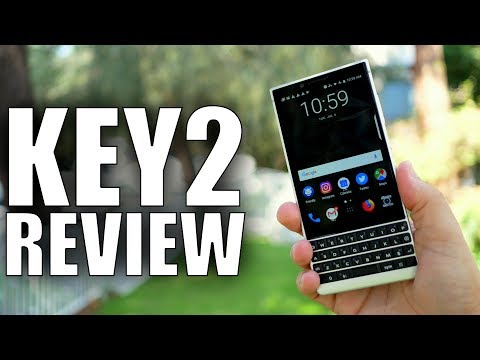 Blackberry KEY2 Review: The Best PHONE of 2018!