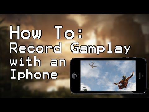 How to Record Console Gaming with an Iphone