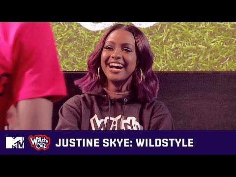 Justine Skye Rips Nick Cannon A New One | Wild N Out | #Wildstyle