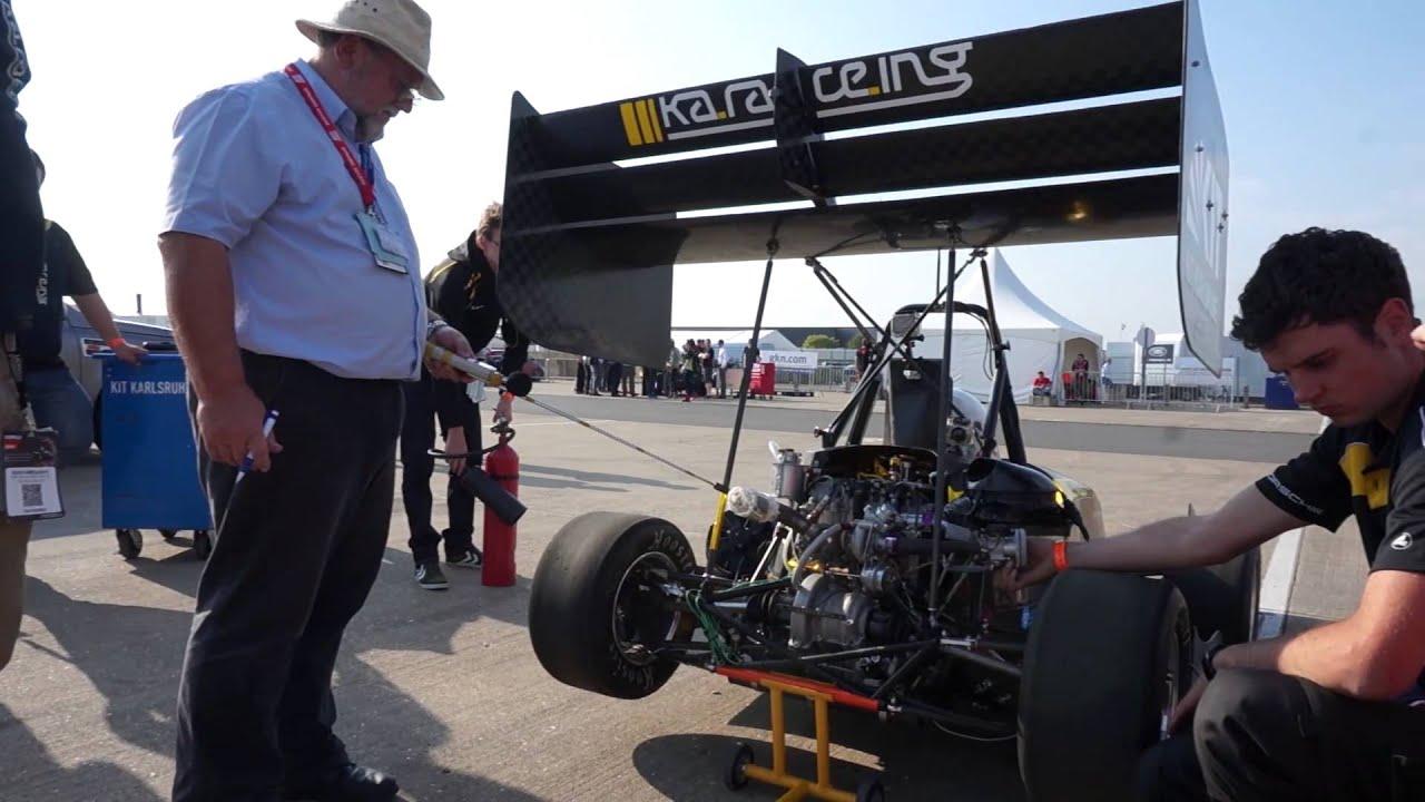 Formula Student UK 2014 - YouTube