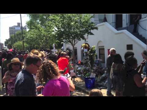 "Dead 27s ""Emanuel"" for Mother Emanuel AME Church"