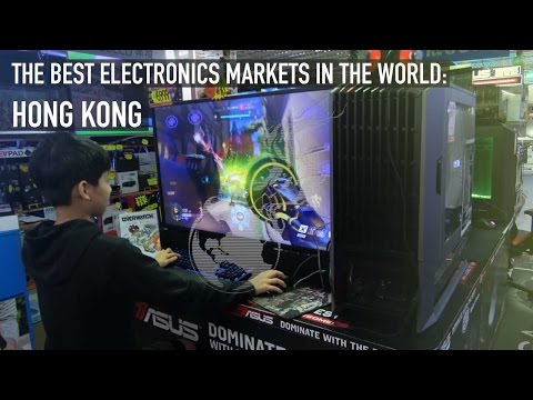 The Best Electronics Markets In The World: Hong Kong | CRIT