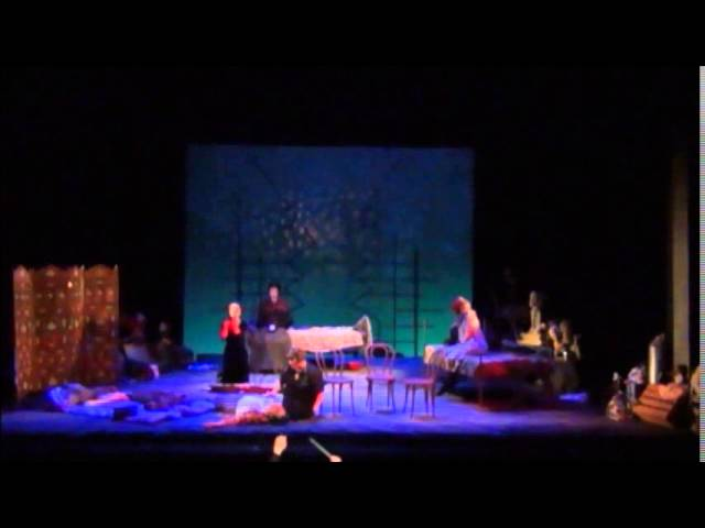Les enfants terribles - Butler Opera Center 2013