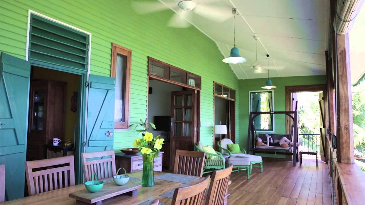 Download Villa Verte – Vacation home house rental on La Digue island, Seychelles