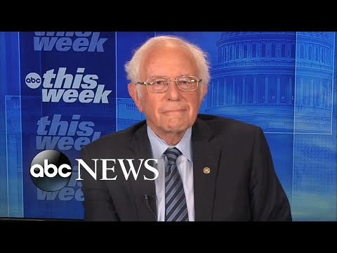 'Terrible shame' if both infrastructure and budget bills don't pass: Sanders | ABC News