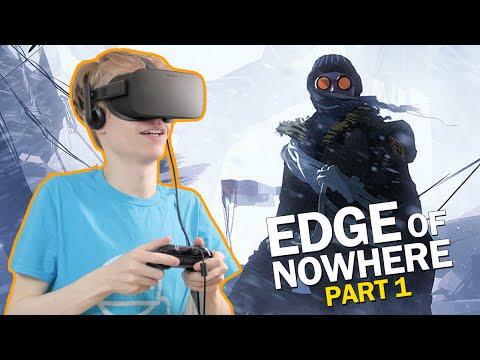 THE VR ADVENTURE BEGINS | Edge of Nowhere Part 1 (Oculus Rift CV1 Gameplay)