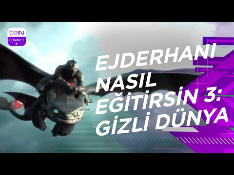 Oscar Adayı How To Train Your Dragon 3, beIN CONNECT'te!