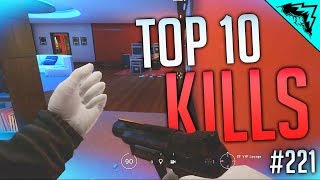 DOCTOR IS IN - Rainbow Six Siege Top 10 Plays
