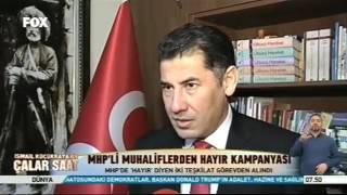 """MHP Genel Başkan Adayı Oğan: """"Ülkücülerin Yüzde 90'ı Hayır Diyecek!"""""""