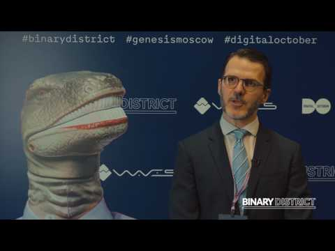 Genesis Moscow - Interview with Paolo Tasca