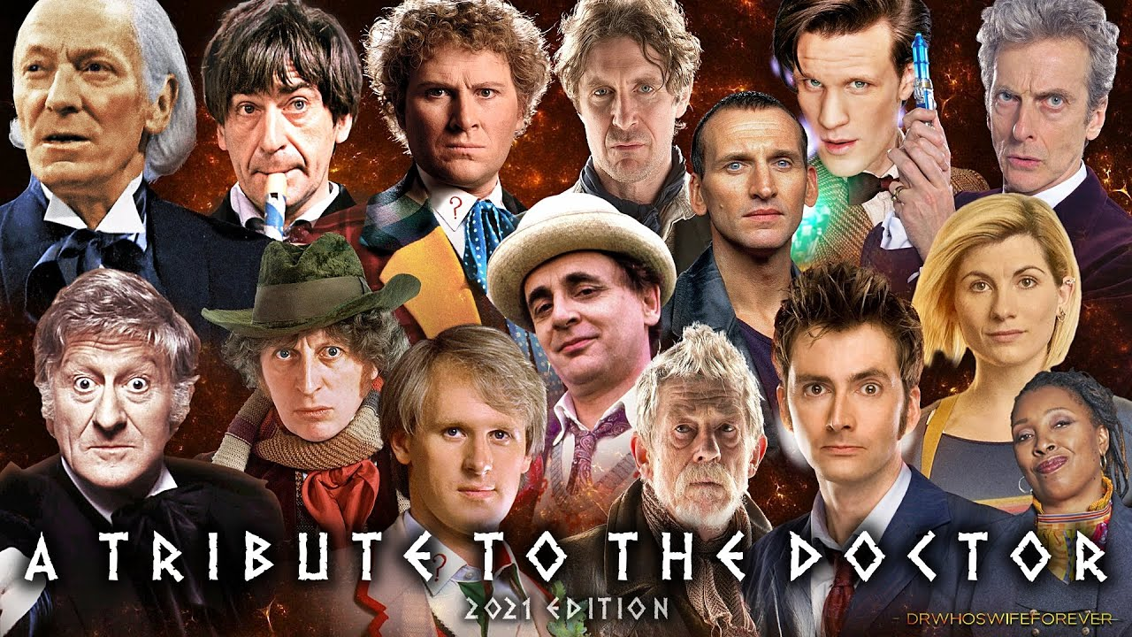Doctor Who | Suns & Stars [A Tribute to The Doctor] 2021 Edition