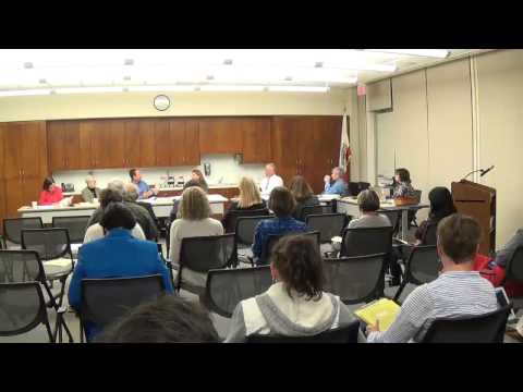 Orinda School Board Meeting, Sept. 15, 2015, part 3