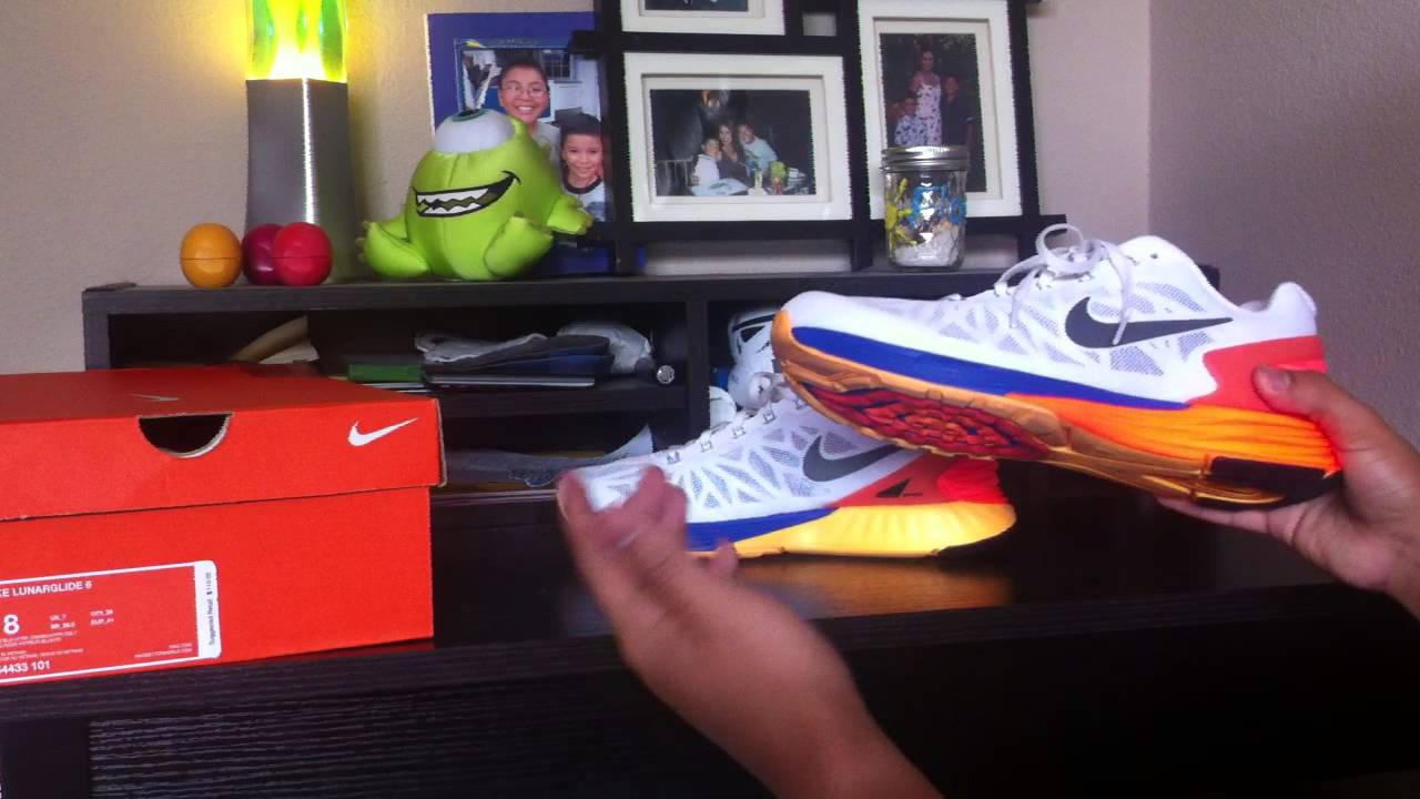 55decbbe3db Nike LunarGlide 6 - Review - YouTube