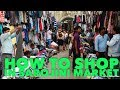 How To Bargain In Sarojini Nagar Market Delhi |Tips & Tricks To Shopping |Shubzzz Vlogs