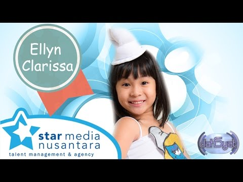 Ellyn Clarissa - Hey Teman (Video Klip)