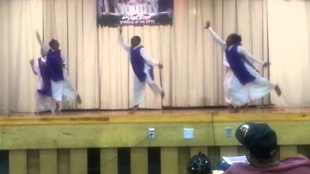 Solid Rock Youth Praise Dancers (2013 YGT Competition ...