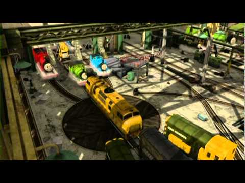 Thomas & Friends: Day of the Diesels: The Movie