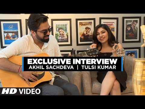 Download Lagu  Exclusive Interview with Tulsi Kumar & Akhil | Tera Ban Jaunga | Behind The Scenes | Kabir Singh Mp3 Free