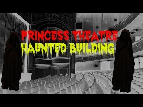 Princess Theatre Melbourne Australia (HAUNTED BUILDING)