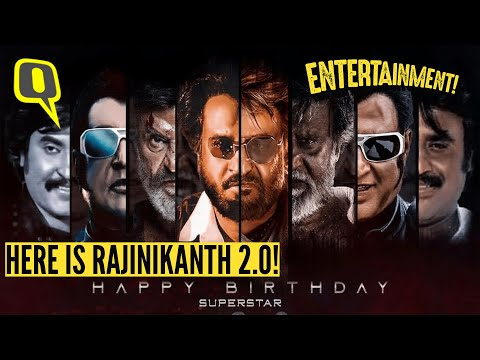 The New and Reloaded Rajinikanth 2.0