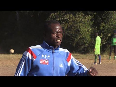 Kenya: footballeur d