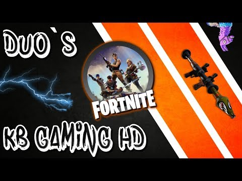 FORTNITE STREAM DUO !