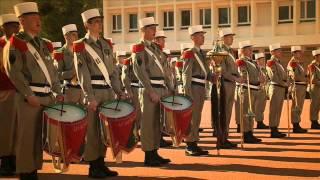 Musique principale de la Légion Étrangère - Adieu vieille Europe