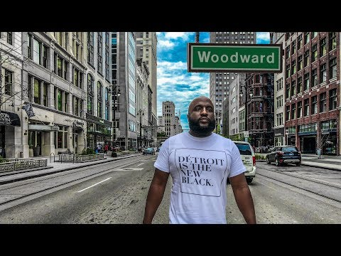 Everything You Need To Know About Woodward Avenue In New Detroit | Streets of Detroit