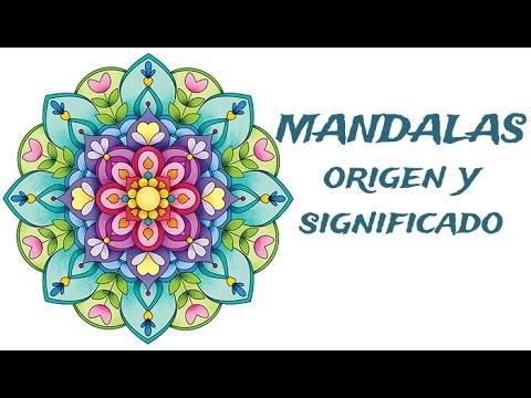 Mandalas Origen Y Significado Youtube
