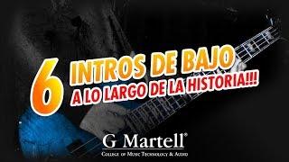 6 Intros de BAJO a lo largo de la Historia | Capsula G Martell