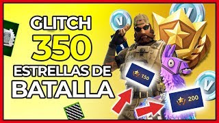 GET 350 BATTLE STARS!! BUG IN FORTNITE! FREE Fortnite Nintendo Switch LEVELS