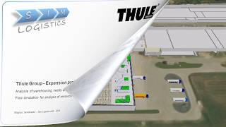 Sim Logistics customer project - Thule Group