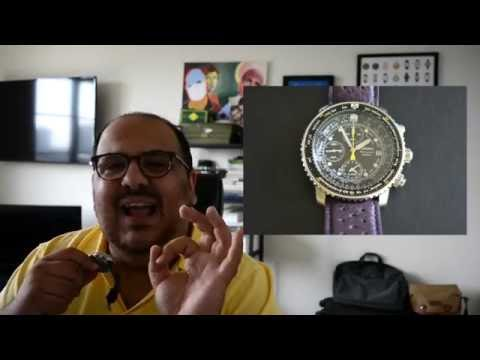 Seiko Flightmaster SNA411 Review - TGV Watch Swap - Federico Talks Watches