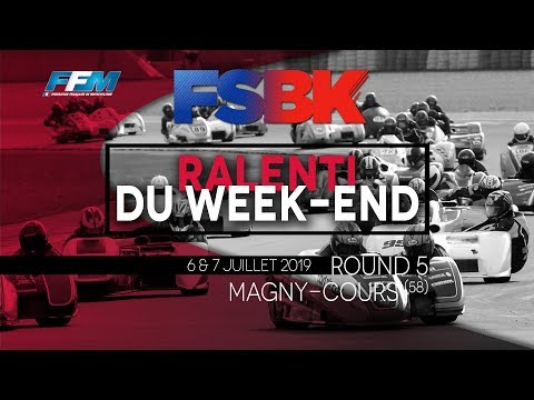 /// RALENTI DU WEEK-END - MAGNY-COURS (58) ///