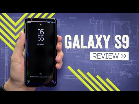 Samsung Galaxy S9 Review Videos