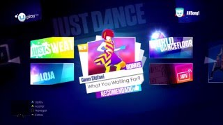 What You Waiting For? In Just Dance 2014. FANMADE