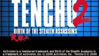 PSX Longplay [009] Tenchu 2: Birth of the Stealth Assassins - Part 1 of 3 (Rikimaru)
