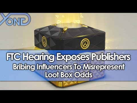 FTC Hearing Exposes Publishers Bribing Influencers To Misrepresent Loot Box Odds